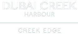 Creek Edge Apartments by Emaar at Dubai Creek Harbour logo